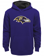 "Baltimore Ravens Youth NFL ""Prime Time"" Pullover Hooded Sweatshirt"