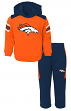 "Denver Broncos NFL ""Touchdown"" Toddler Fleece Hoodie & Pant Set"