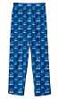"Detroit Lions Youth NFL ""All Over"" Team Logo Pajama Sleep Pants"