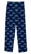 "Seattle Seahawks Youth NFL ""All Over"" Team Logo Pajama Sleep Pants"