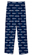 "New England Patriots Toddler NFL ""All Over"" Team Logo Pajama Sleep Pants"