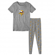 "Minnesota Vikings Toddler NFL ""Playoff Game"" Pajama T-shirt & Sleep Pant Set"