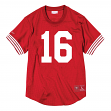 "Joe Montana San Francisco 49ers Mitchell & Ness NFL Men's ""Mesh"" Player Shirt"