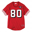 "Jerry Rice San Francisco 49ers Mitchell & Ness NFL Men's ""Mesh"" Player Shirt"