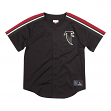 "Atlanta Falcons Mitchell & Ness NFL ""Winning Team"" Men's Button Up Jersey Shirt"