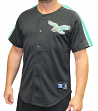 "Philadelphia Eagles Mitchell & Ness ""Winning Team"" Men's Button Up Jersey Shirt"