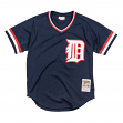 Jack Morris Detroit Tigers Mitchell & Ness MLB Authentic 1984 BP Jersey