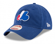 "Montreal Expos New Era MLB 9Twenty Cooperstown ""Rugged Patch"" Adjustable Hat"