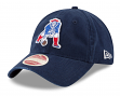 "New England Patriots New Era NFL Historic 9Twenty ""Rugged Patch"" Adjustable Hat"