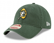 "Green Bay Packers New Era NFL Historic 9Twenty ""Rugged Patch"" Adjustable Hat"