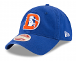 "Denver Broncos New Era NFL Historic 9Twenty ""Rugged Patch"" Adjustable Hat"