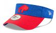 Buffalo Bills New Era NFL Historic 2018 Official Sideline Performance Visor