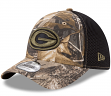 """Green Bay Packers New Era NFL 39THIRTY """"Realtree Neo"""" Flex Fit Camo Hat"""