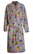 "Chicago Blackhawks NHL ""Achievement"" Men's Micro Fleece Robe"