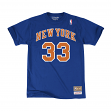 "Patrick Ewing New York Knicks Mitchell & Ness NBA Men's ""Player"" S/S T-Shirt"
