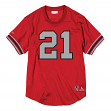 "Deion Sanders Atlanta Falcons Mitchell & Ness NFL Men's ""Mesh"" Player Shirt"
