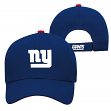 "New York Giants Youth NFL ""Basic Logo"" Structured Adjustable Hat"