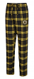 "Boston Bruins NHL ""Homestretch"" Men's Flannel Pajama Sleep Pants"