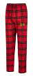 "Chicago Blackhawks NHL ""Homestretch"" Men's Flannel Pajama Sleep Pants"
