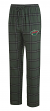 "Minnesota Wild NHL ""Homestretch"" Men's Flannel Pajama Sleep Pants"