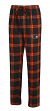 "Philadelphia Flyers NHL ""Homestretch"" Men's Flannel Pajama Sleep Pants"