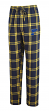 "St. Louis Blues NHL ""Homestretch"" Men's Flannel Pajama Sleep Pants"