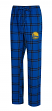 "Golden State Warriors NBA ""Homestretch"" Men's Flannel Pajama Sleep Pants"