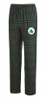 "Boston Celtics NBA ""Homestretch"" Men's Flannel Pajama Sleep Pants"