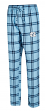 "North Carolina Tarheels NCAA ""Homestretch"" Men's Flannel Pajama Sleep Pants"