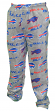 "Buffalo Bills NFL ""Achieve"" Men's Micro Fleece Pajama Sleep Pants"