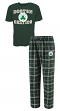 "Boston Celtics NBA ""Great Duo"" Men's T-shirt & Flannel Pants Sleep Set"