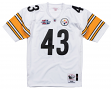 Troy Polamalu Pittsburgh Steelers NFL Mitchell & Ness Authentic 2005 Jersey