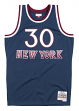 Bernard King New York Knicks Mitchell & Ness NBA Swingman 82-83 Jersey - Navy