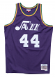Pete Maravich New Orleans Jazz Mitchell & Ness NBA Swingman 74-75 HWC Jersey