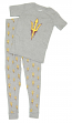 "Arizona State Sun Devils Youth NCAA ""Overtime"" Pajama T-shirt & Sleep Pant Set"