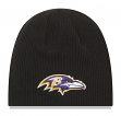 "Baltimore Ravens New Era NFL ""Basic Team Beanie 2"" Reversible Knit Hat"