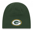 "Green Bay Packers New Era NFL ""Basic Team Beanie 2"" Reversible Knit Hat"
