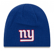 "New York Giants New Era NFL ""Basic Team Beanie 2"" Reversible Knit Hat"