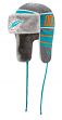 "Miami Dolphins New Era NFL ""Frosty Trapper"" Fur Lined Knit Hat"