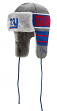 "New York Giants New Era NFL ""Frosty Trapper"" Fur Lined Knit Hat"