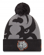 "Cincinnati Bengals New Era Youth NFL ""JR Logo Whiz 3 Gray"" Cuffed Knit Hat"