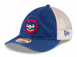 Chicago Cubs New Era MLB 9Twenty Cooperstown Frayed Twill 2 Mesh Back Hat - 1984