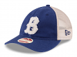 "Brooklyn Dodgers New Era MLB 9Twenty Cooperstown ""Frayed Twill 2"" Mesh Back Hat"