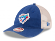 "Toronto Blue Jays New Era MLB 9Twenty Cooperstown ""Frayed Twill 2"" Mesh Back Hat"