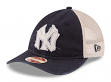 "New York Yankees New Era MLB 9Twenty Cooperstown ""Frayed Twill 2"" Mesh Back Hat"