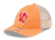 "Tampa Bay Buccaneers New Era NFL Historic 9Twenty ""Frayed Twill 2"" Mesh Back Hat"