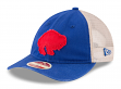 "Buffalo Bills New Era NFL Historic 9Twenty ""Frayed Twill 2"" Mesh Back Hat"