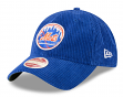 "New York Mets New Era MLB 9Twenty Cooperstown ""Cord Classic"" Adjustable Hat"
