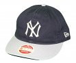 "New York Yankees New Era MLB 9Fifty Cooperstown ""2 Toned Retro"" Snap Back Hat"