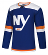 New York Islanders Adidas NHL Men's Climalite Authentic Alternate Hockey Jersey